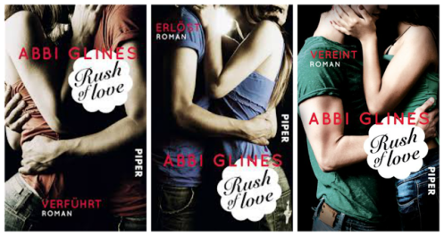 Rush of love Trilogie